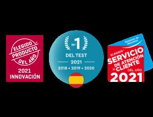 Nr 1 del test en España