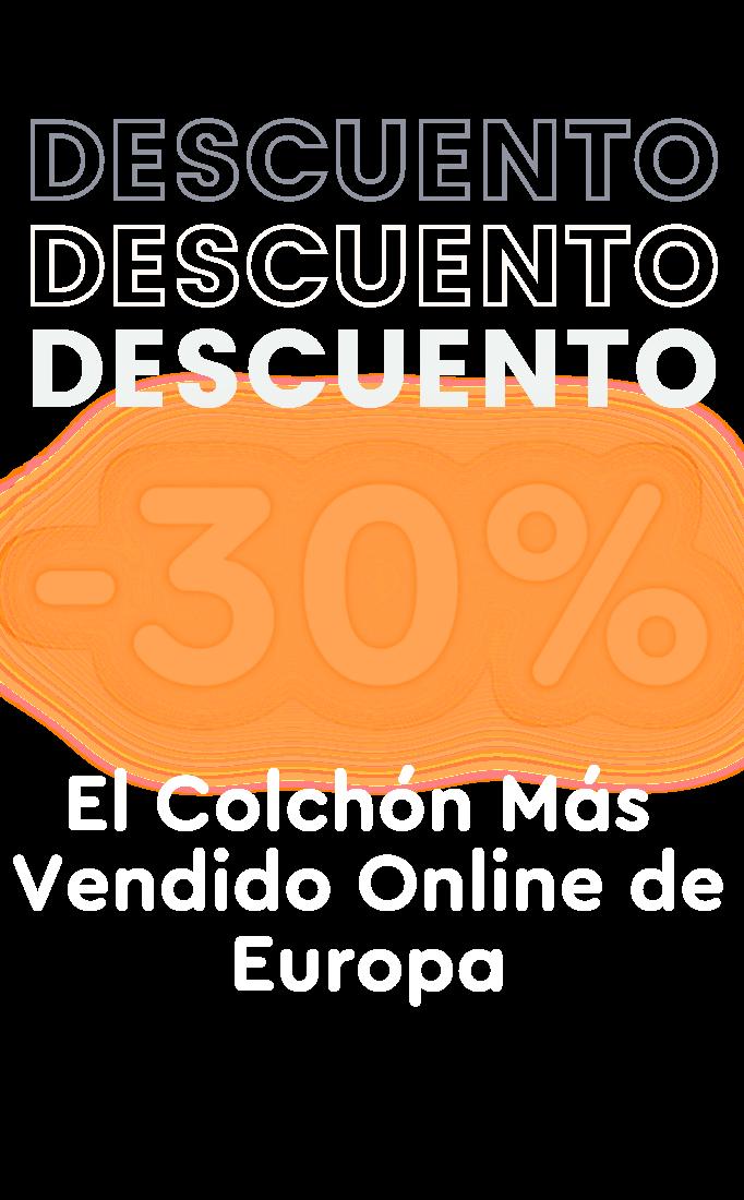 Promo Colchón Emma 30% dto