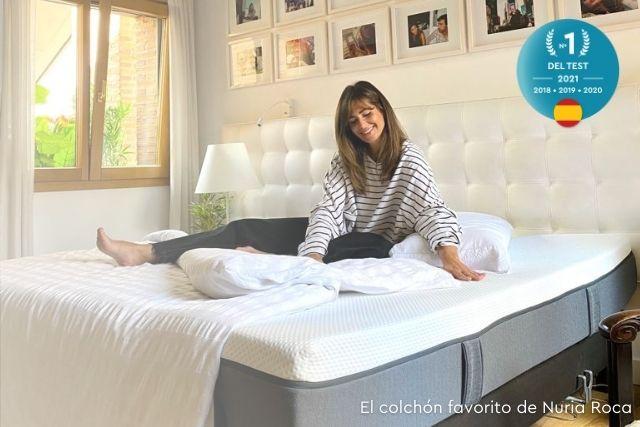 Colchón Emma, el mejor colchón del test en España en 2018, 2019, 2020, 2021