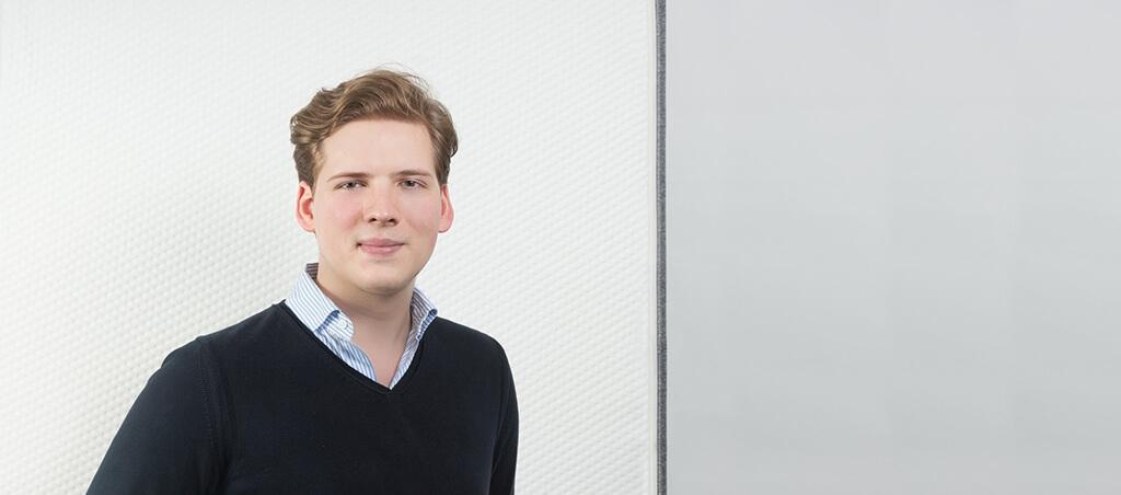 Max Laarmann Gründer Emma Matratzen