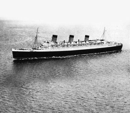 Ausstattung der Queen Mary