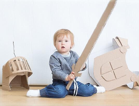 Emma Kids Baby Matratze entworfen für Sicherheit