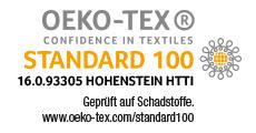 oeko-tex 100 certificaat geen schadelijke stoffen