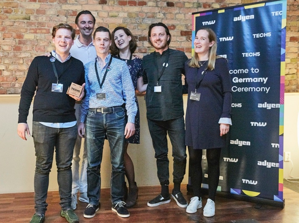 Emma Matratzen gewinnt Tech5 Award