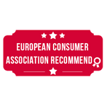 Recommended by European Consumer Associations