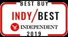 Indy Best Mattress Award 2018