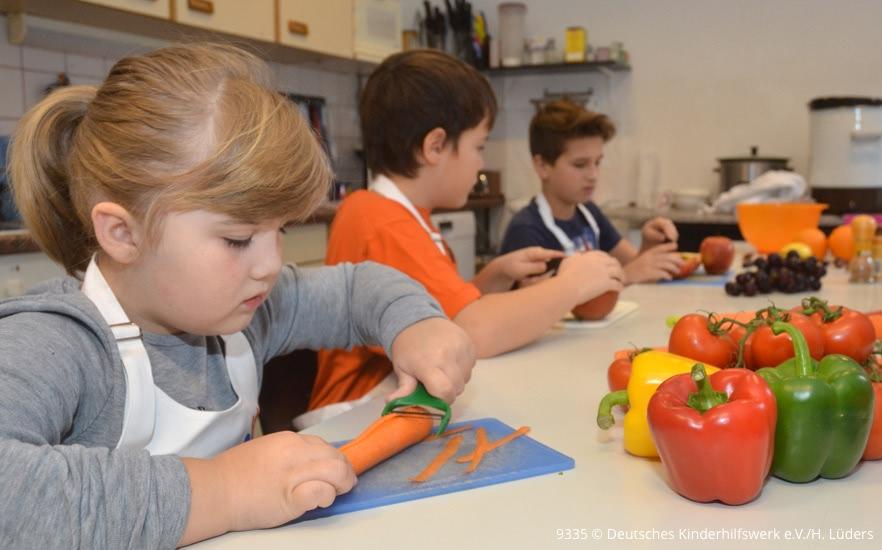 Ondersteuning Deutsches Kinderhilfswerk