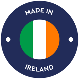 made ireland 256 white