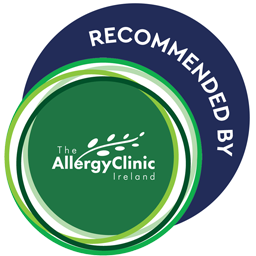 recommended by allergy clinic